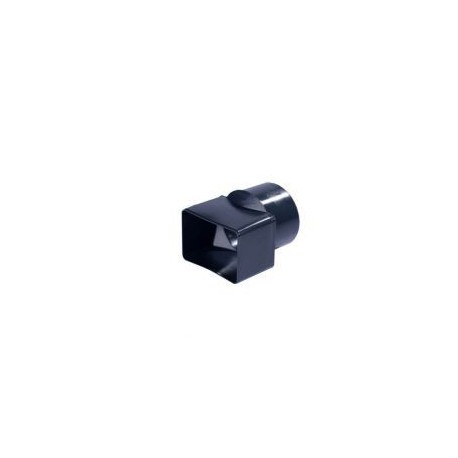 ADAPTATEUR CYLINDRIQUE PVC ARDOISE D100