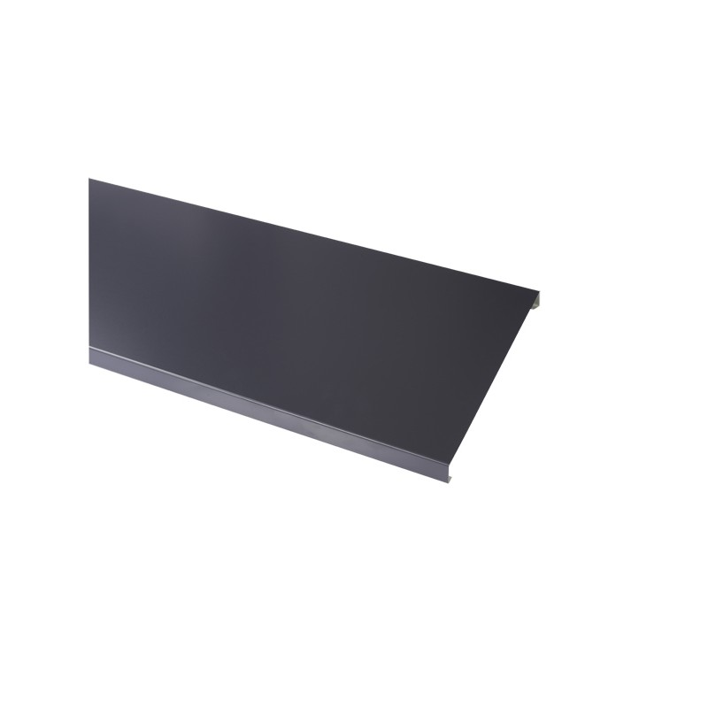 Couvertine Aluminium Gris Anthracite 7016 1mm Gouttiere Online