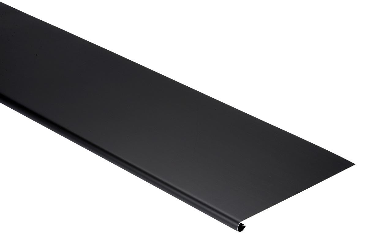 Decouper plaque alu good dcoupe inox aluminium acier bois for Toit en zinc noir