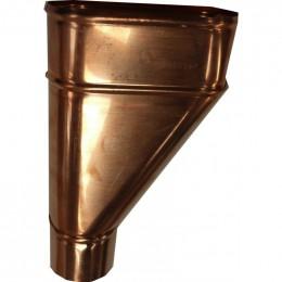 Goutti re cuivre demi ronde 25 80 au meilleur prix - Dauphin fonte 80 ...