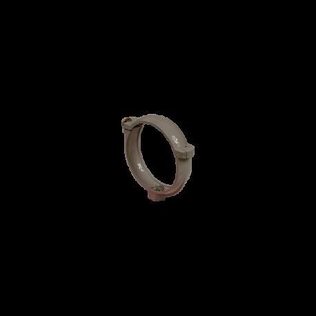 Collier de descente PVC 80 gris