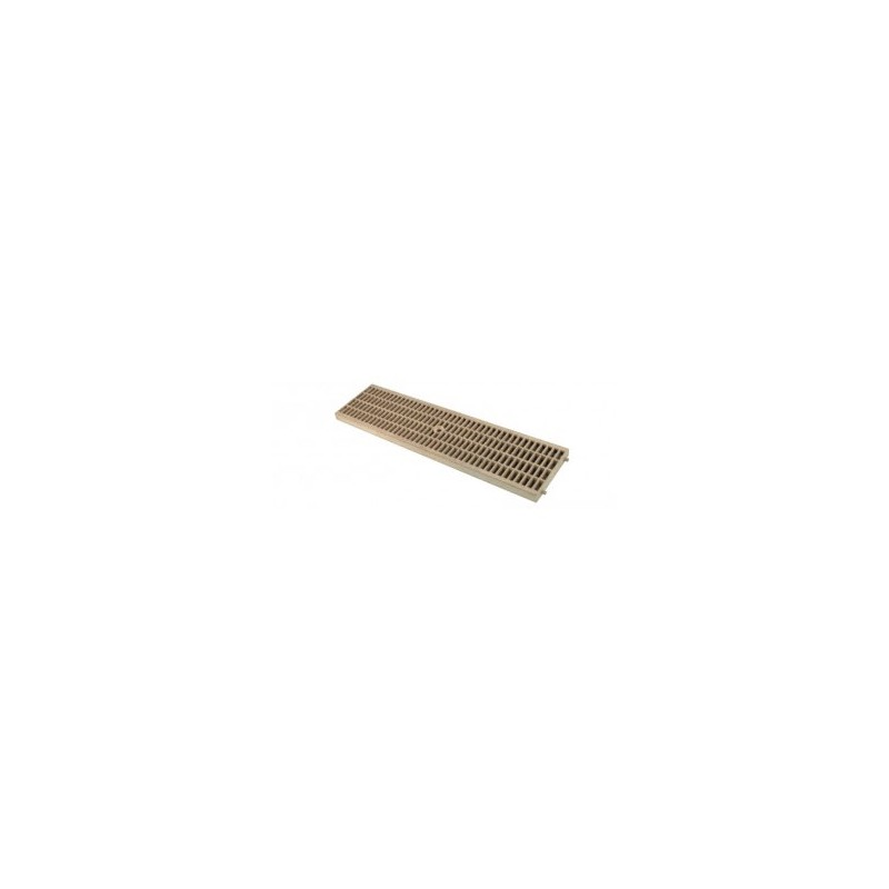 grille pour caniveau grille polypropyl ne sable. Black Bedroom Furniture Sets. Home Design Ideas