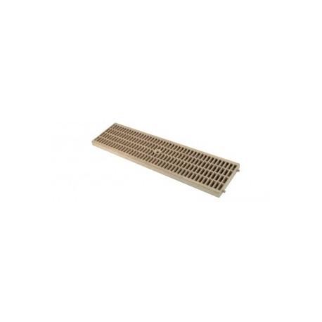 grille pour piscine sable 130mmx500mm goutti re online. Black Bedroom Furniture Sets. Home Design Ideas