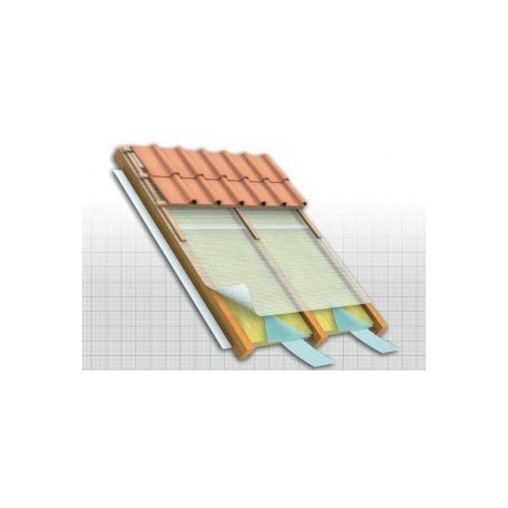 Ecran sous-toiture 1,50 M X 50 ML