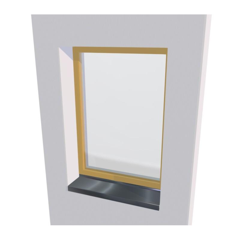 Appuis De Fenêtre Gris Anthracite Ral 7016 1 Mm 2 Mètres