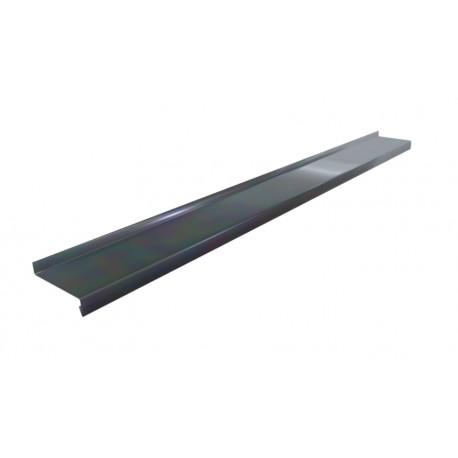 Appuis de fenêtre gris anthracite RAL 7016 1 mm - 2 mètres