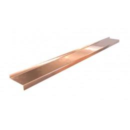 Appuis de fenêtre cuivre 0,55 mm - 2 mètres