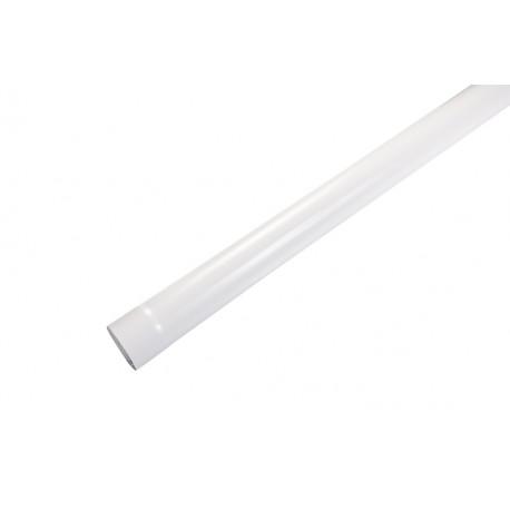 Tuyau de Descente Aluminium 80 - 2 mètres Blanc 9010