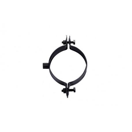 Collier Acier Laqué 80 Noir 9010