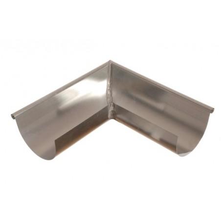 Acier zingu exterieur gardecorps en inox en acier for Applique exterieur zinc