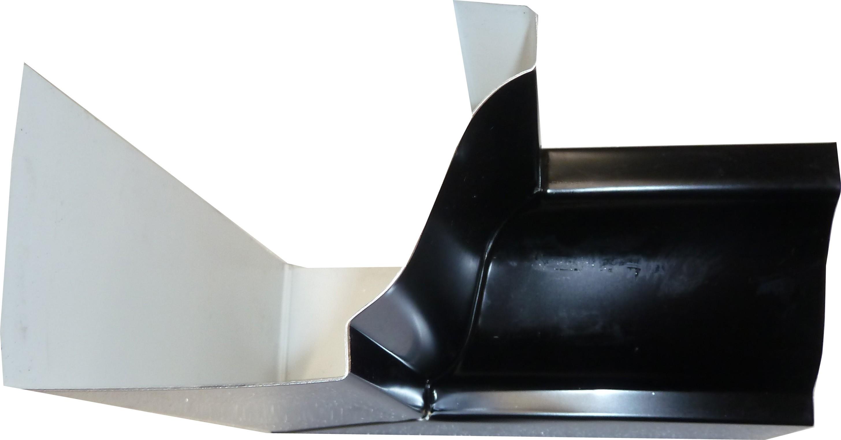 Angle Interieur 90 Aluminium Noir Gouttiere Online