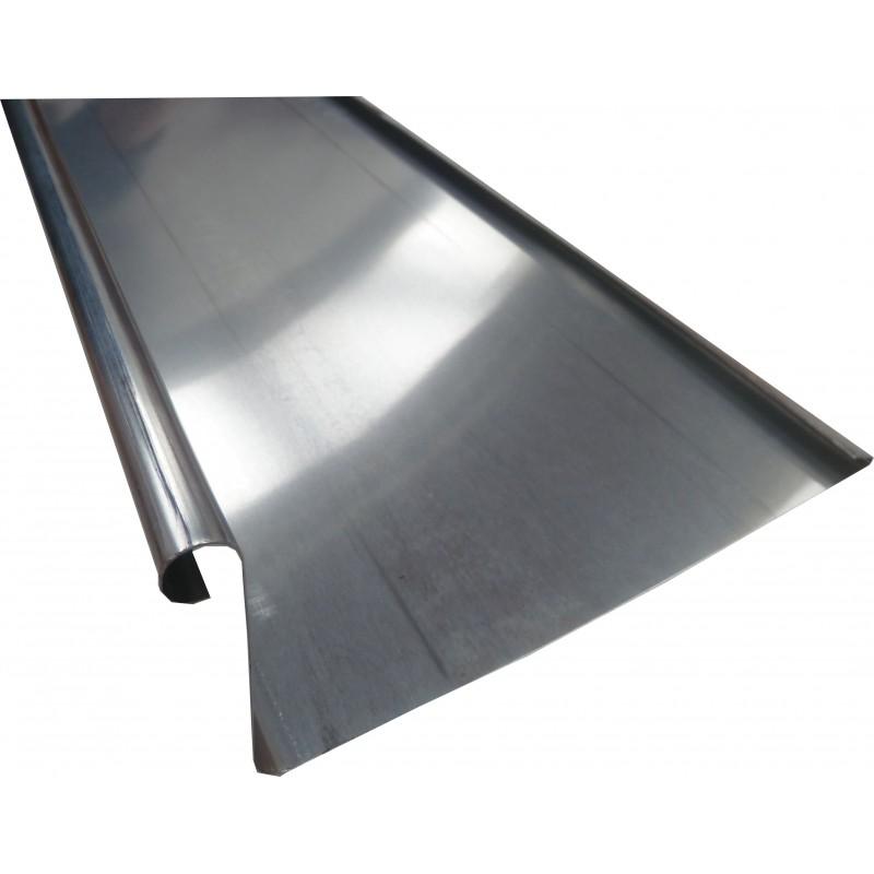 Goutti re zinc nantaise 4 m tres - Gouttiere zinc prix ...