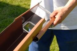 montage gouttiere aluminium goutti re online. Black Bedroom Furniture Sets. Home Design Ideas