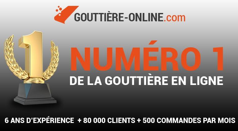 gouttière online numéro 1